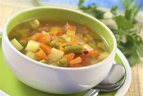 Receta De Sopa De Verduras Para Dieta And Shawn Ray Dieta