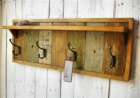 Reclaimed Wood Coat Rack Diy Plans