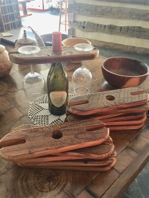 Reclaimed Wood Diy Wine Projects For Kids