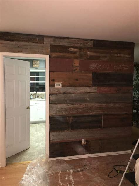 Reclaimed-Barn-Wood-Accent-Wall-Diy