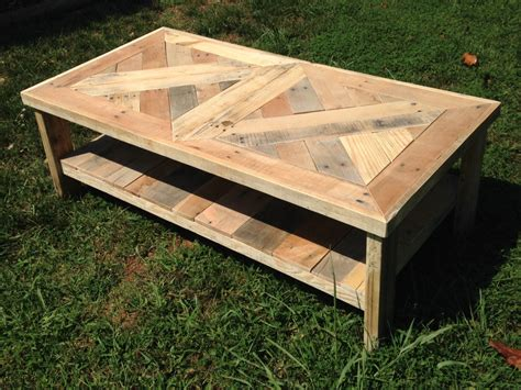 Reclaimed-Wood-Coffee-Table-Plans