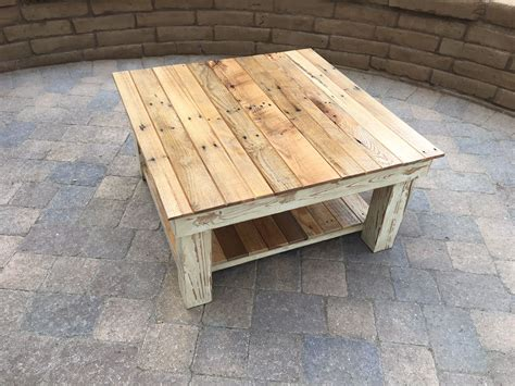Reclaimed-Wood-Farmhouse-Coffee-Table