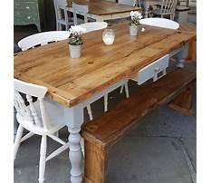Best Reclaimed farmhouse table.aspx