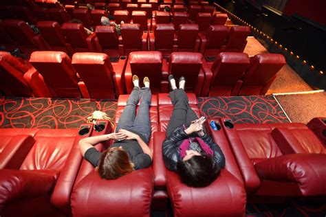 Recline N Dine Cinemas