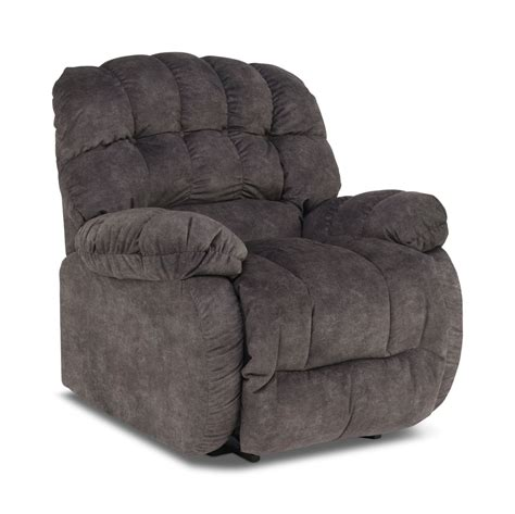 Recliner For A Tall Man Not A Fat Man