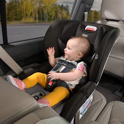 Reclining Front Facing Car Seat