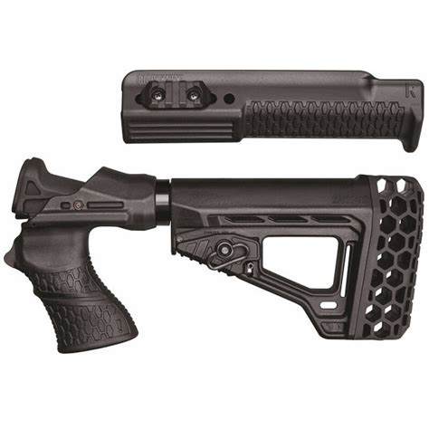 Recoil Absorbing Stock Remington 870 And Remington 870 18 Inch Smooth Barrel