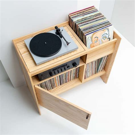 Record Player Stand Plans