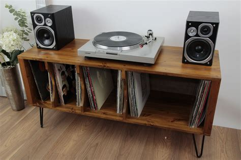 Record-Player-Stand-Plans