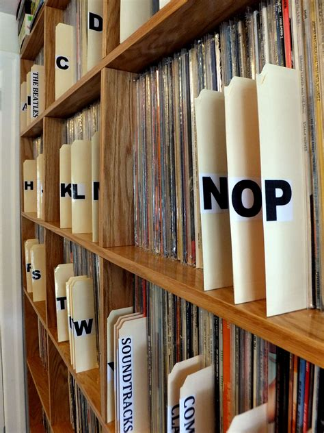 Record-Shelving-Plans