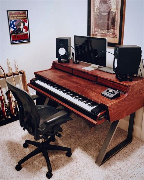Recording Studio Table Diy Design