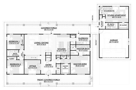 Rectangle-Farmhouse-Plans