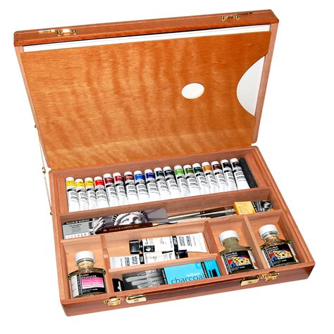 Rectangle-Wooden-Art-Supply-Box-Diy