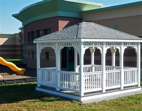 Rectangular Gazebo Plans 10 X 12