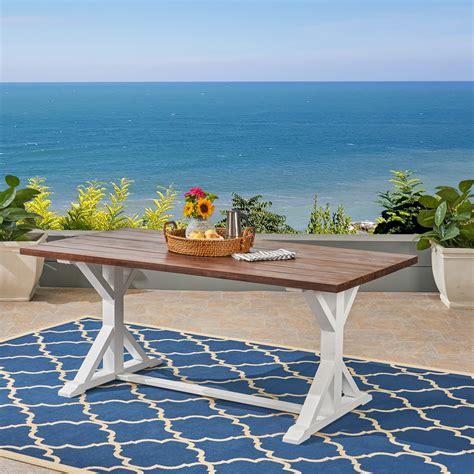 Rectangular-Farm-Table
