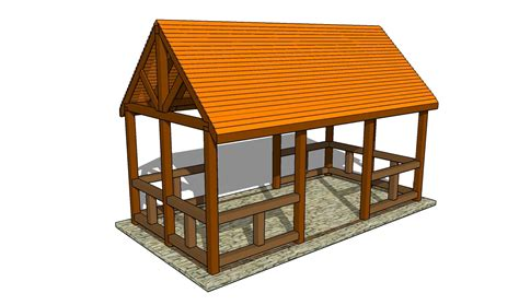 Rectangular-Gazebo-Plans