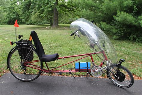 Recumbent Bicycle DIY