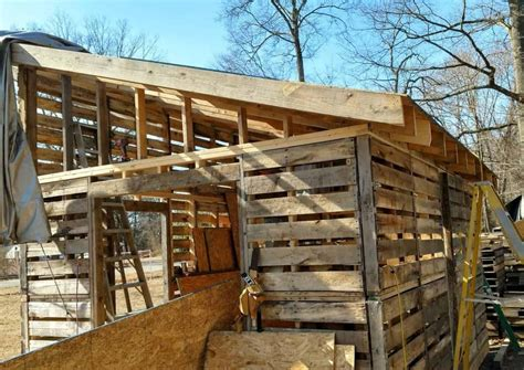 Recycled-Pallet-Shed-Plan