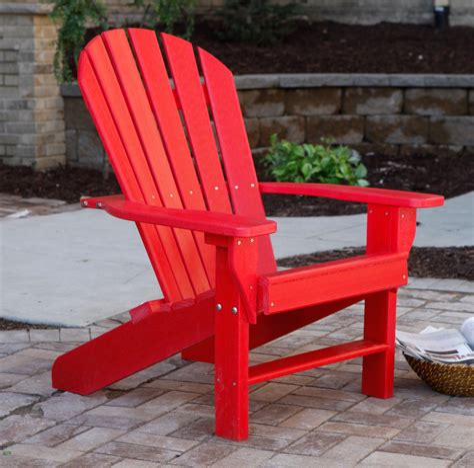 Recycled-Plastic-Adirondack-Glider-Chair