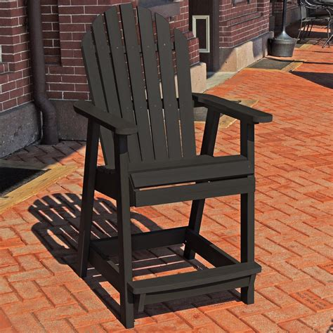 Recycled-Plastic-Bar-Height-Adirondack-Chairs