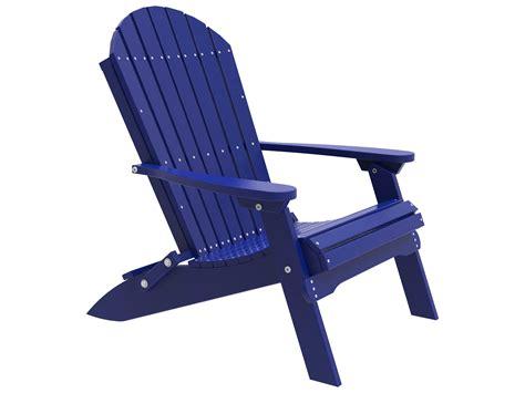 Recycled-Plastic-Folding-Adirondack-Chairs