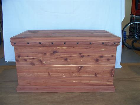 Red Cedar Hope Chest Plans