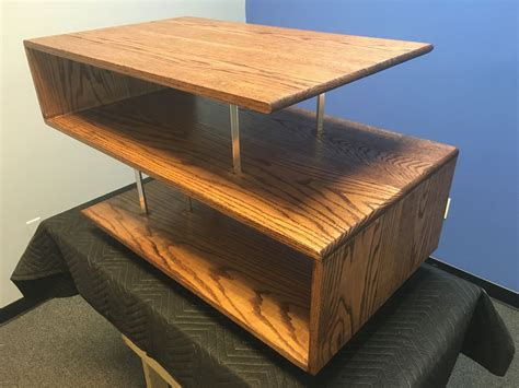 Red Oak Coffee Table Plans