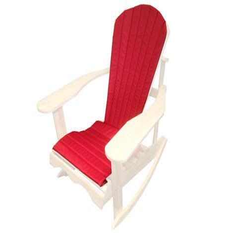 Red-Adirondack-Chair-Cushions
