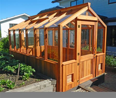 Red-Cedar-Greenhouse-Plans