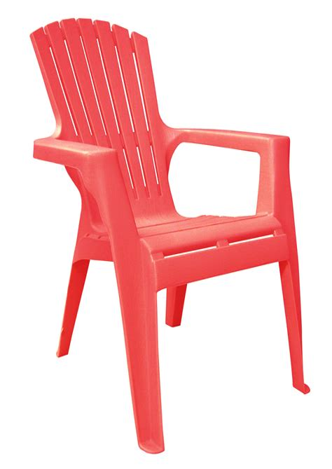 Red-Child-Adirondack-Chair