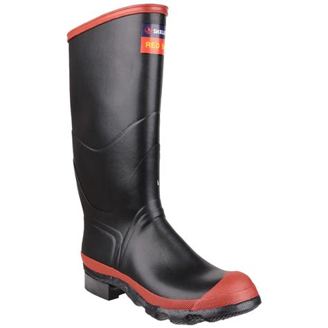 Redband Knee Length Mens Wellington Boots