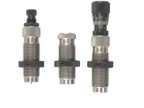 Redding Reloading Competition Pro Series Die Set.