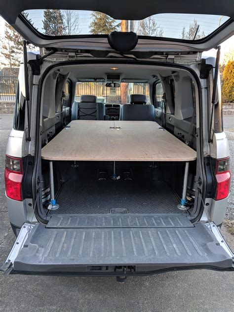 Reddit Diy Honda Element Bed Platform