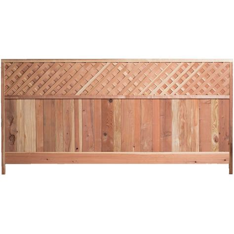 Redwood Diy Fences 3foot High