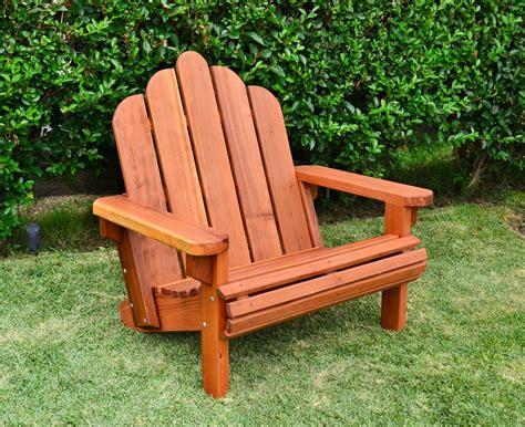 Redwood-Adirondack-Chairs