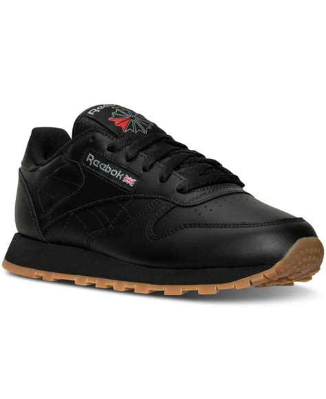 Reebok Casual Leather Sneakers For Girls