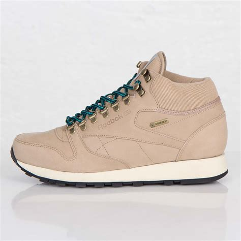Reebok Classic Leather Mid Gore Tex Sneakers