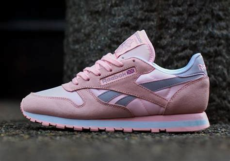 Reebok Classic Leather Patina Pink Retro Sneakers