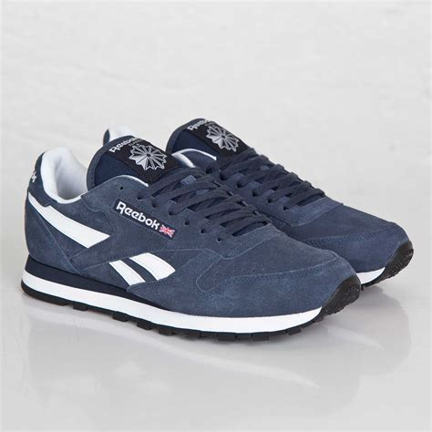 Reebok Classic Leather Suede Sneaker
