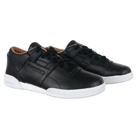 Reebok Classic Workout Clean Sneakers