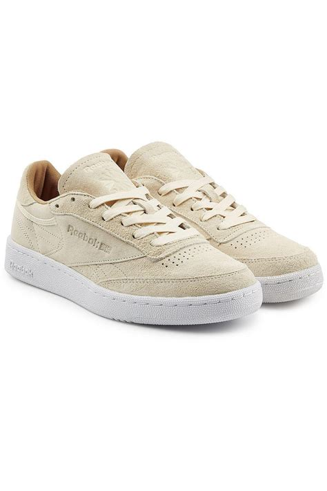 Reebok Club C 85 Suede Sneakers