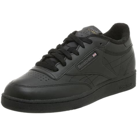 Reebok Men's Club C Sneaker Black