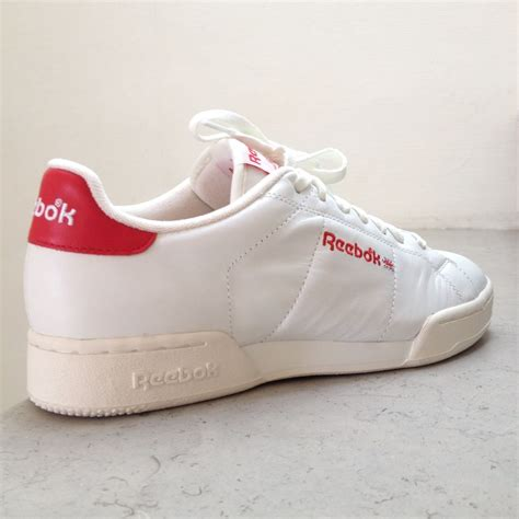 Reebok Npc 30th Vintage Red Sneakers