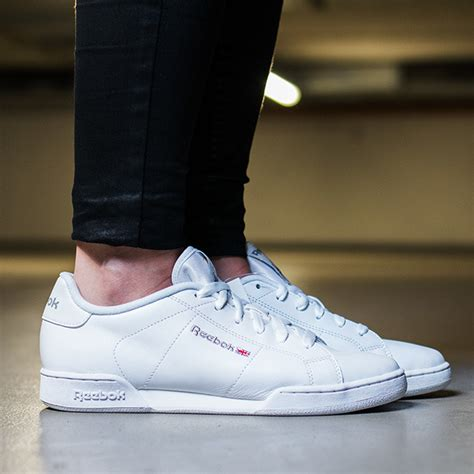 Reebok Npc Ii Sneakers With Gilded Edge
