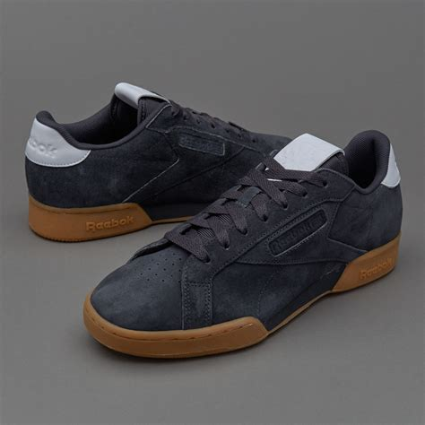 Reebok Npc Uk Leather Sneaker