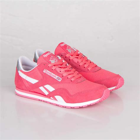 Reebok Nylon Slim Sneakers