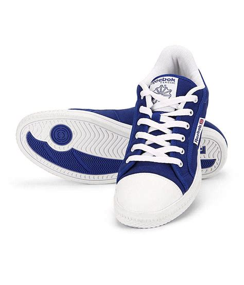 Reebok On Court Iii Blue Sneakers