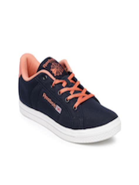 Reebok On Court V Lp Navy Blue Sneakers