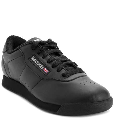 Reebok Princess Sneaker Black