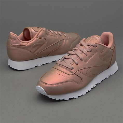 Reebok Rose Gold Sneakers